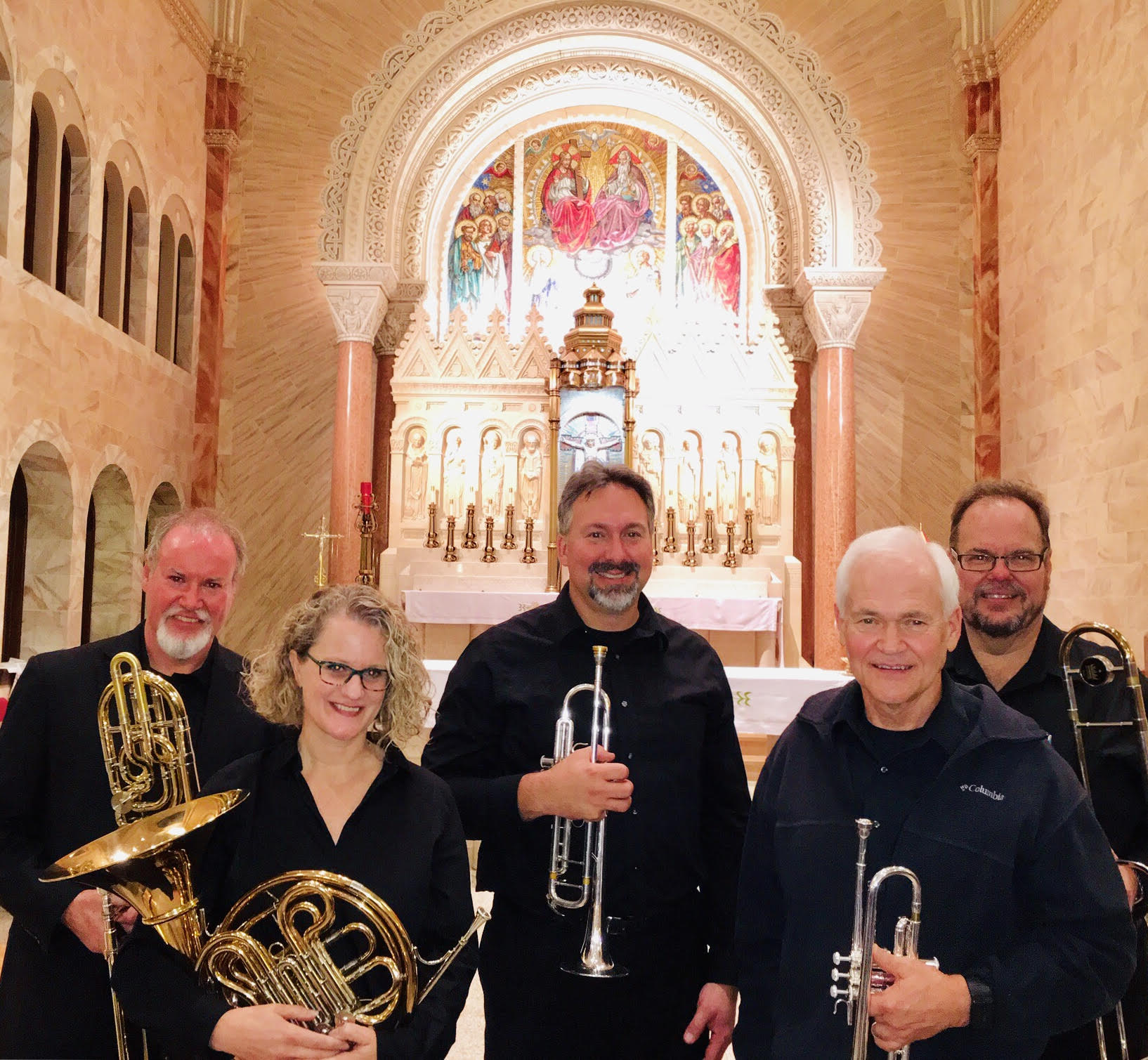 Jubilate Chorale and The Nordic Brass